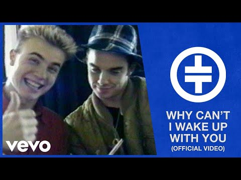 Take That - Why Can't I Wake Up With You