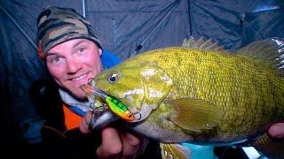 HyperGlide Winter Smallmouth Bass (Manitoba Northern Region)