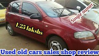 Scorpio, safari,maruthi second hand cars sales shop review update
