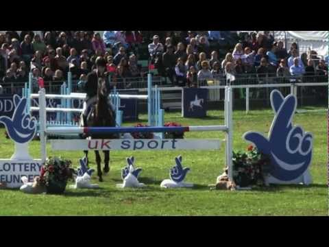 Blenheim Palace International Horse Trials – The Show Jumping Phase