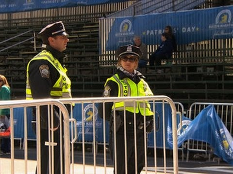 Boston Marathon security front and center
