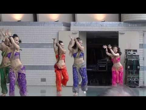 Namasteindia Tokyo 2013 Bollywood -mujhe Teri Lat Lag Gayi video
