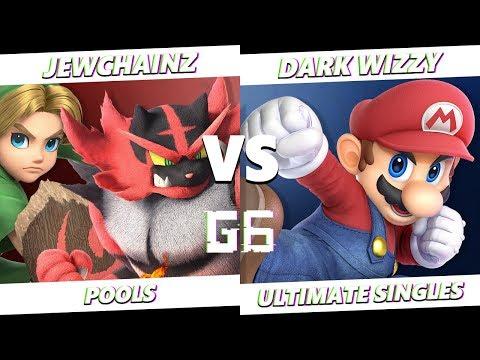Download Lagu  Glitch 6 SSBU - JewChainz Young Link, Incineroar VS Dark Wizzy Mario Smash Ultimate Pools Mp3 Free
