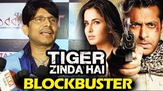download lagu Krk Predicts Salman's Tiger Zinda Hai - Blockbuster Hit gratis