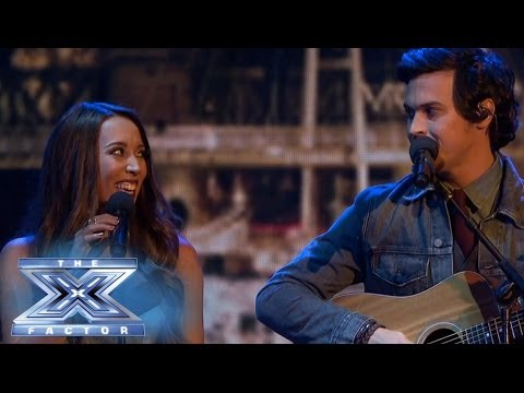 "Alex & Sierra Sing The ""Best Song Ever"" - THE X FACTOR USA 2013"
