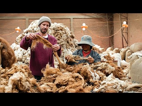 Bolivian Wool with Stefan Janoski