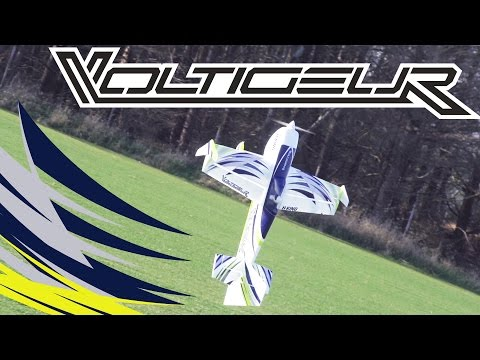 H King Voltigeur - HobbyKing Product Video
