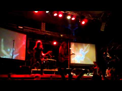 WASP - Blind in Texas - Live at Kuopio Rock, Finland 2011