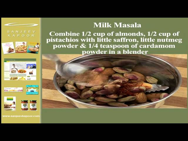 sddefault Milk Masala | Sanjeev Kapoor