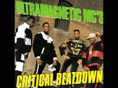 Ultramagnetic mc's  - Kool Keith housing things