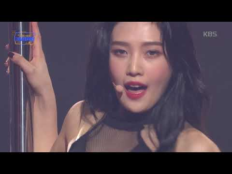 KBS가요대축제 - Special Stage2 Hush  원곡: Miss A  20181228