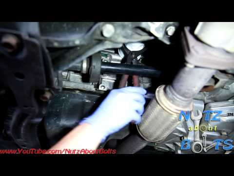 1998-2002 Honda Accord Oil change