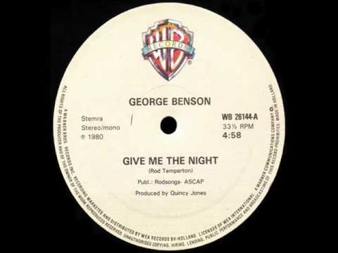 George Benson - Give Me The Night (Dj ''S'' Bootleg Remix)