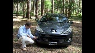 PEUGEOT 207 CC 1.6 THP (2010) TEST AUTO AL DÍA