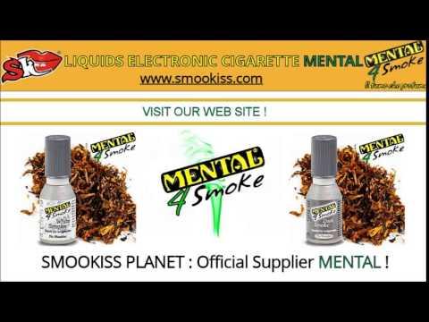 Liquids Electronic Cigarette Mental | www.smookiss.com
