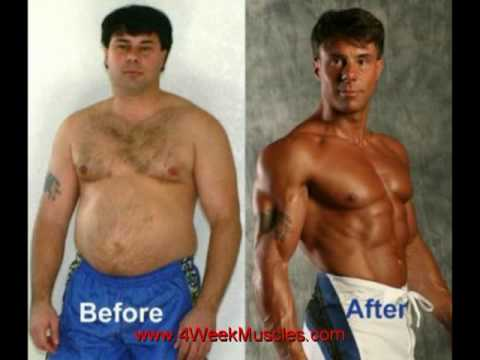 New 2010 - How to get Ripped in JUST 4 Weeks!
