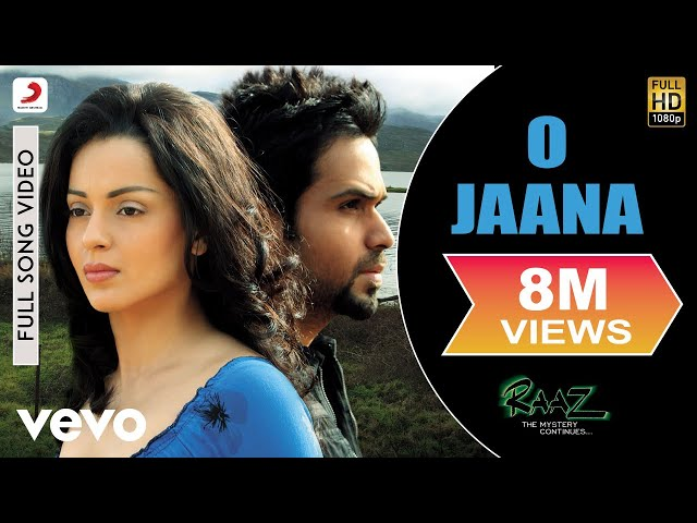 Raaz - The Mystery Continues - O Jaana Video | Kangana Ranaut