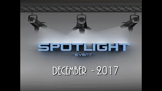 Spotlight Event   December 2017