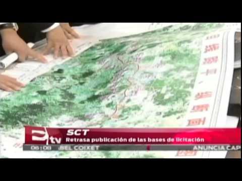 SCT retrasa publicación de licitaciones del tren México - Querétaro  / Vianey Esquinca