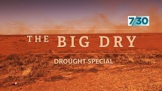 The face of Australia's drought crisis