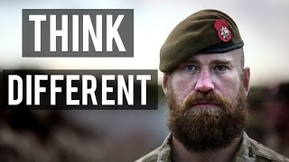 Think Different   Military Motivation