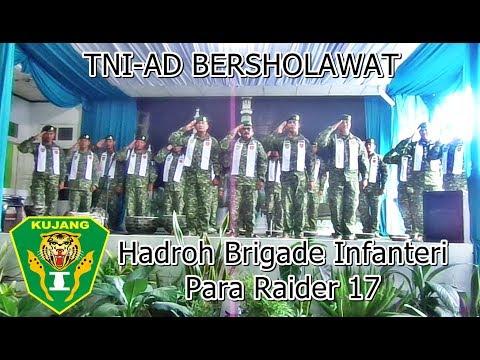 Hadroh Kujang 1 Cijantung - TNI Bersholawat
