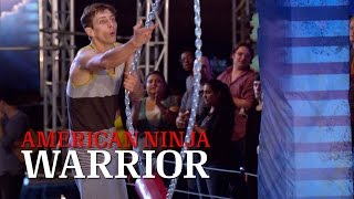 Dillon Gates at the 2014 Dallas Finals | American Ninja Warrior