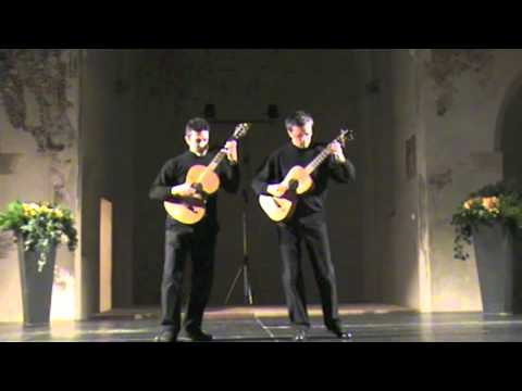 Maccari-Pugliese play Duo concertante by Lhoyer