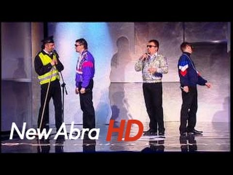 Kabaret Młodych Panów - W Aucie (DVD)