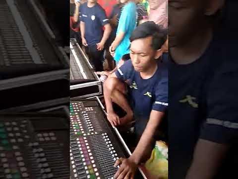 Cek Sound Bersama,lap Mangkleng Ngawi Jatim