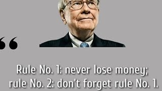 Warren Buffett's Inspirational Quotes|Move on