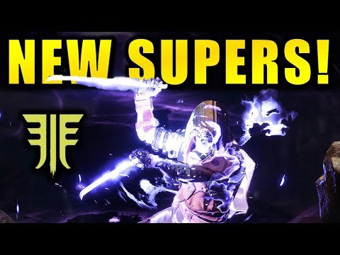 Destiny 2: NEW SUPERS GAMEPLAY! - Exclusive Gambit Gameplay | Forsaken DLC thumbnail
