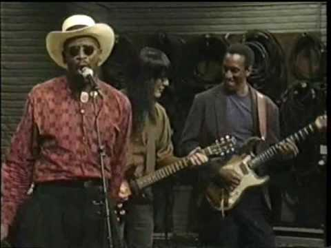 Todd Rundgren & Taj Mahal - She Caught The Katy (Night Music 10-29-89)