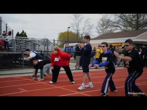 Special Olympics Long Island Spring Games held in Commack