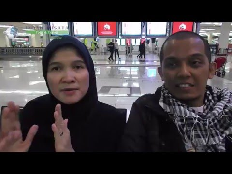 Video travel umroh indah wisata