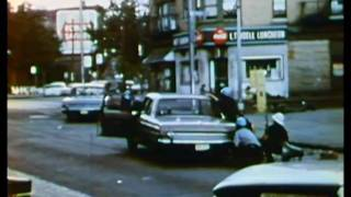 Riots in Newark New Jersey 1967