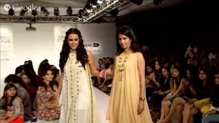 Neha Agarwal and RRISO by Sonu Dharnidharka| Lakmé Fashion Week Summer/Resort 2015
