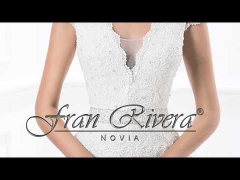 Coleccion Fran Rivera Alta Costura Novia Ii