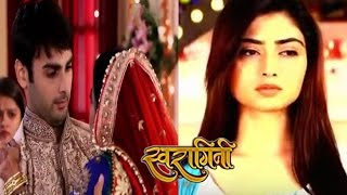 Swaragini 15th February 2016, SHOCKING | Sanskaar MARRIES Kavita