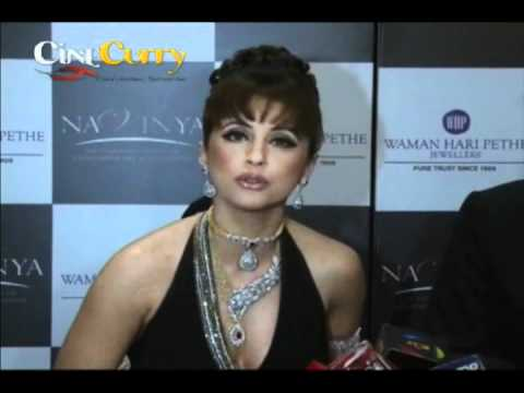 Urmila In Navinya Jewelery Fashion Show video