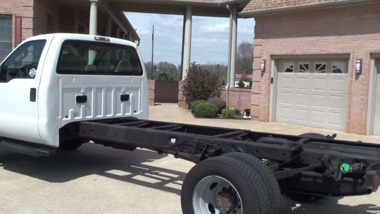 Ford F350 For Sale >> 2008 FORD F550 XL CAB AND CHASSI 6.4L DIESEL 189 WB USED TRUCK FOR SALE SEE WWW.SUNSETMILAN.COM ...