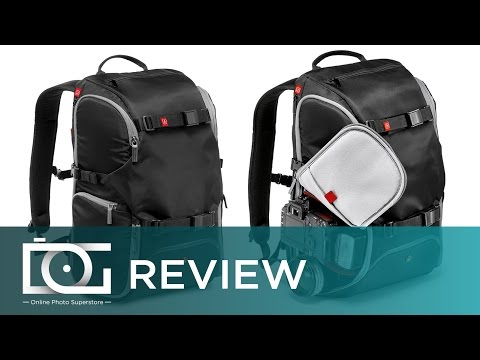 DSLR CAMERA BACKPACK | MANFROTTO Advanced Travel Backpack MB-MA-BP-TRV | SPECS REVIEW