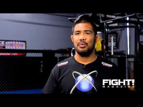 Mark Munoz talks Anderson Silva vs Chris Weidman 2