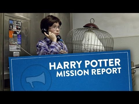 Mission Report: Harry Potter In Real Life