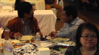 manny pacquiao and team event dinner and music in LA -EsNews