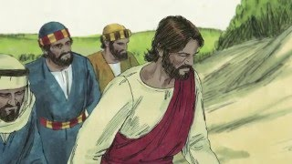 36. The Transfiguration - Open Bible Stories