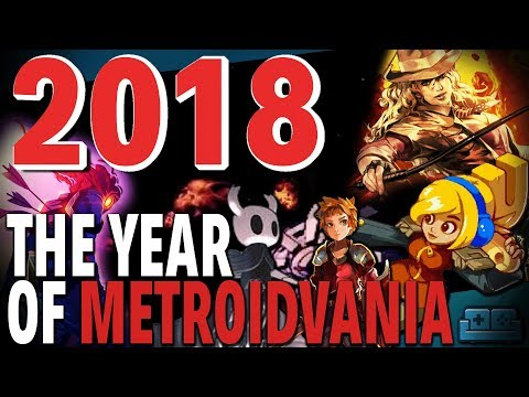 METROIDVANIA - 2018 YEAR IN REVIEW