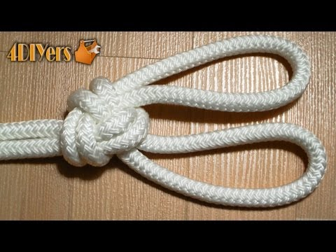 DIY: Tying A Three Part Crown Knot