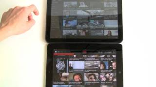Motorola Xoom vs Apple iPad 2 Comparison
