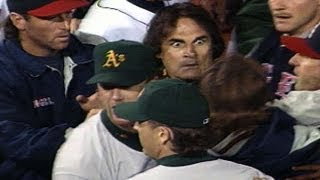 A's, Angels duke it out